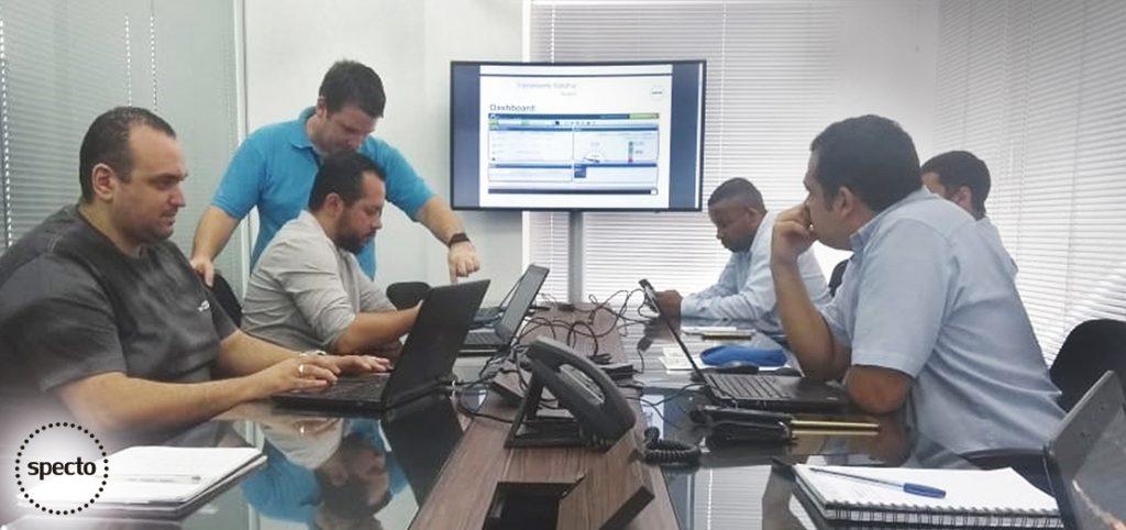 Treinamento Net Telecom DataFaz DCIM