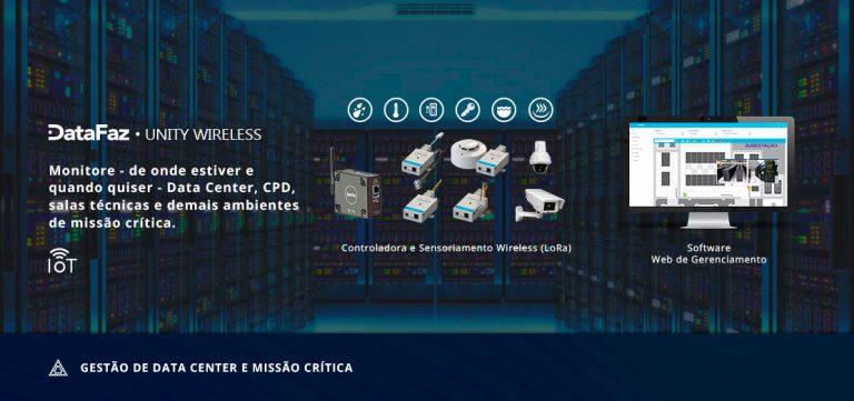 Nova Loja Specto - DataFaz ® UNITY WIRELESS